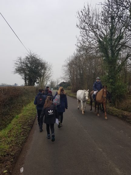 Bronze DofE Training Day 2018